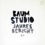 BAUM-003 | Baumstudio | Jahresbericht 09 | Cover Artwork